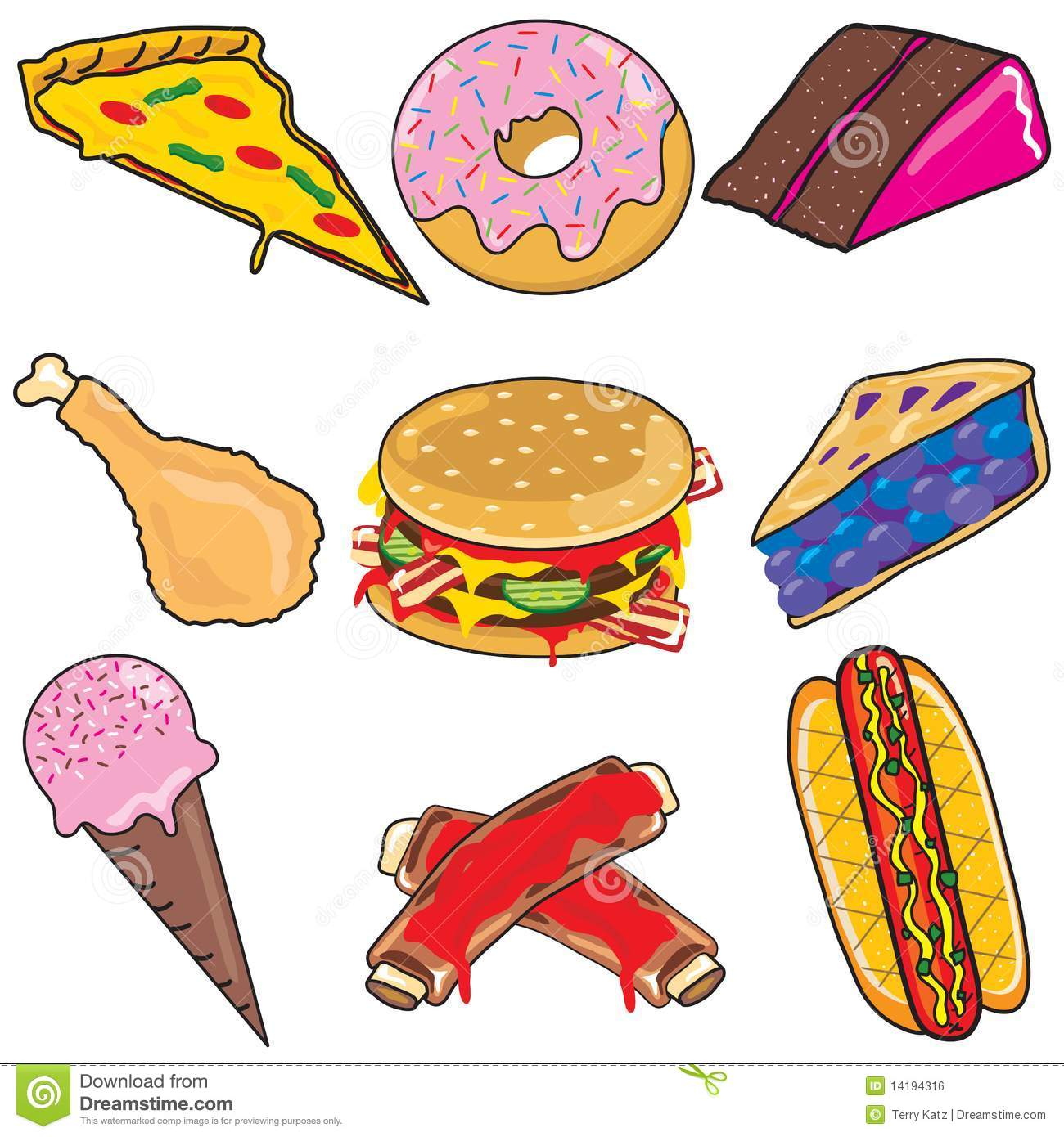 Food clipart #5, Download drawings