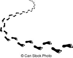 Footsteps clipart #20, Download drawings