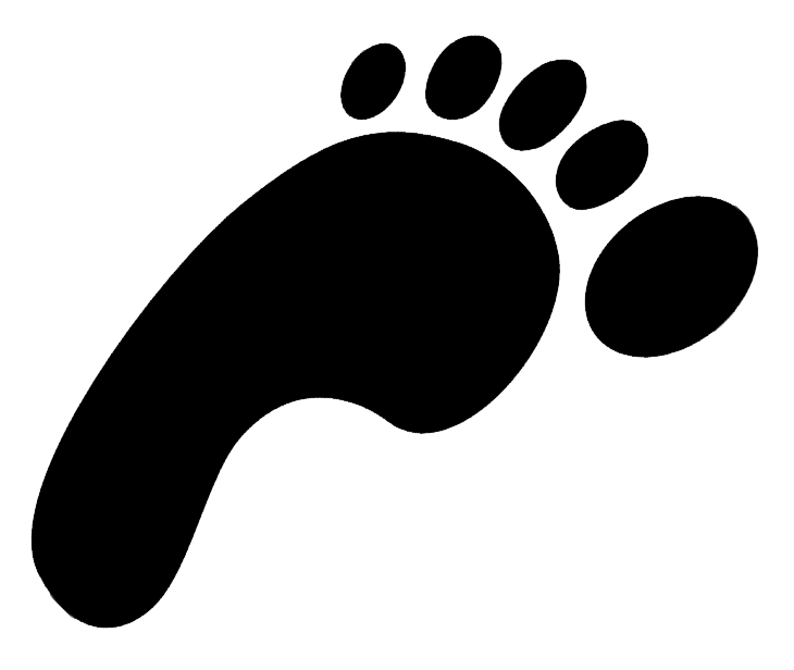 Footsteps clipart #14, Download drawings