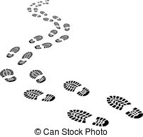 Footsteps clipart #18, Download drawings
