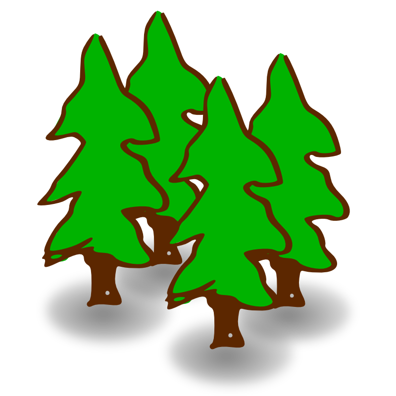 Forest clipart #10, Download drawings