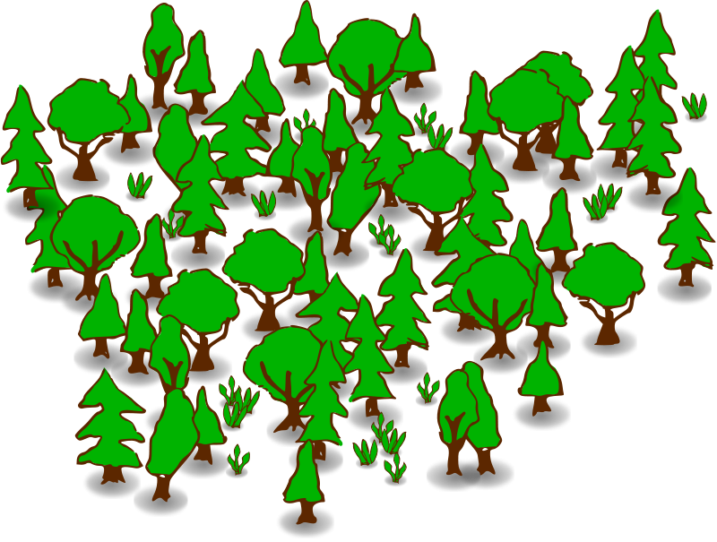 Forest clipart #14, Download drawings
