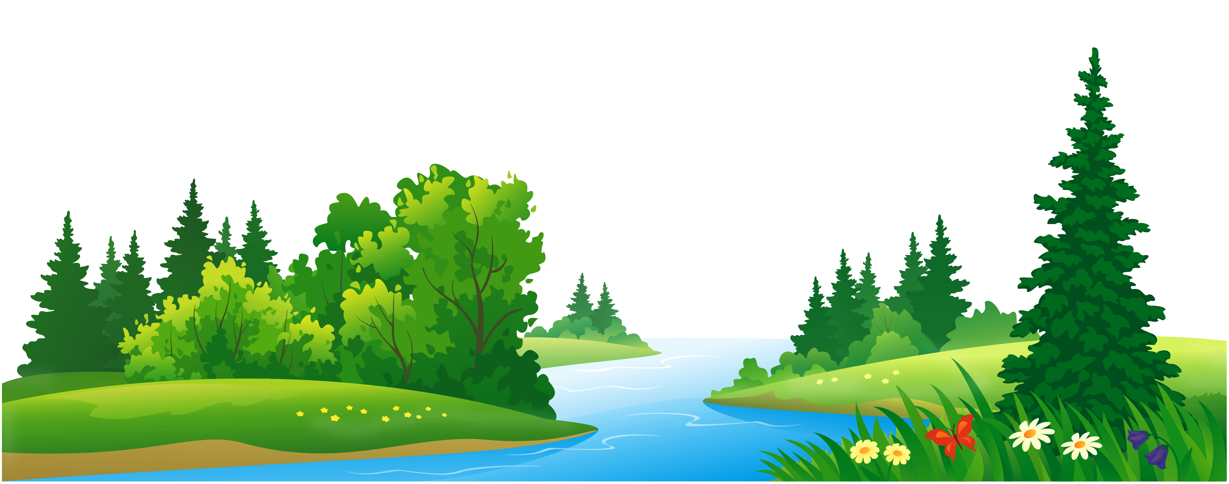 Forest clipart #4, Download drawings