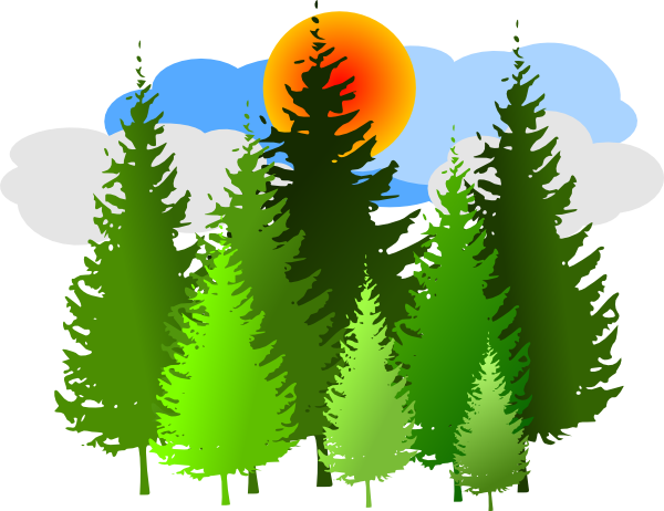 Forest clipart #19, Download drawings