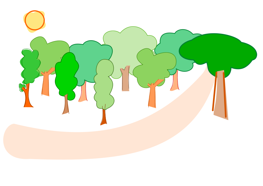 Forest clipart #18, Download drawings