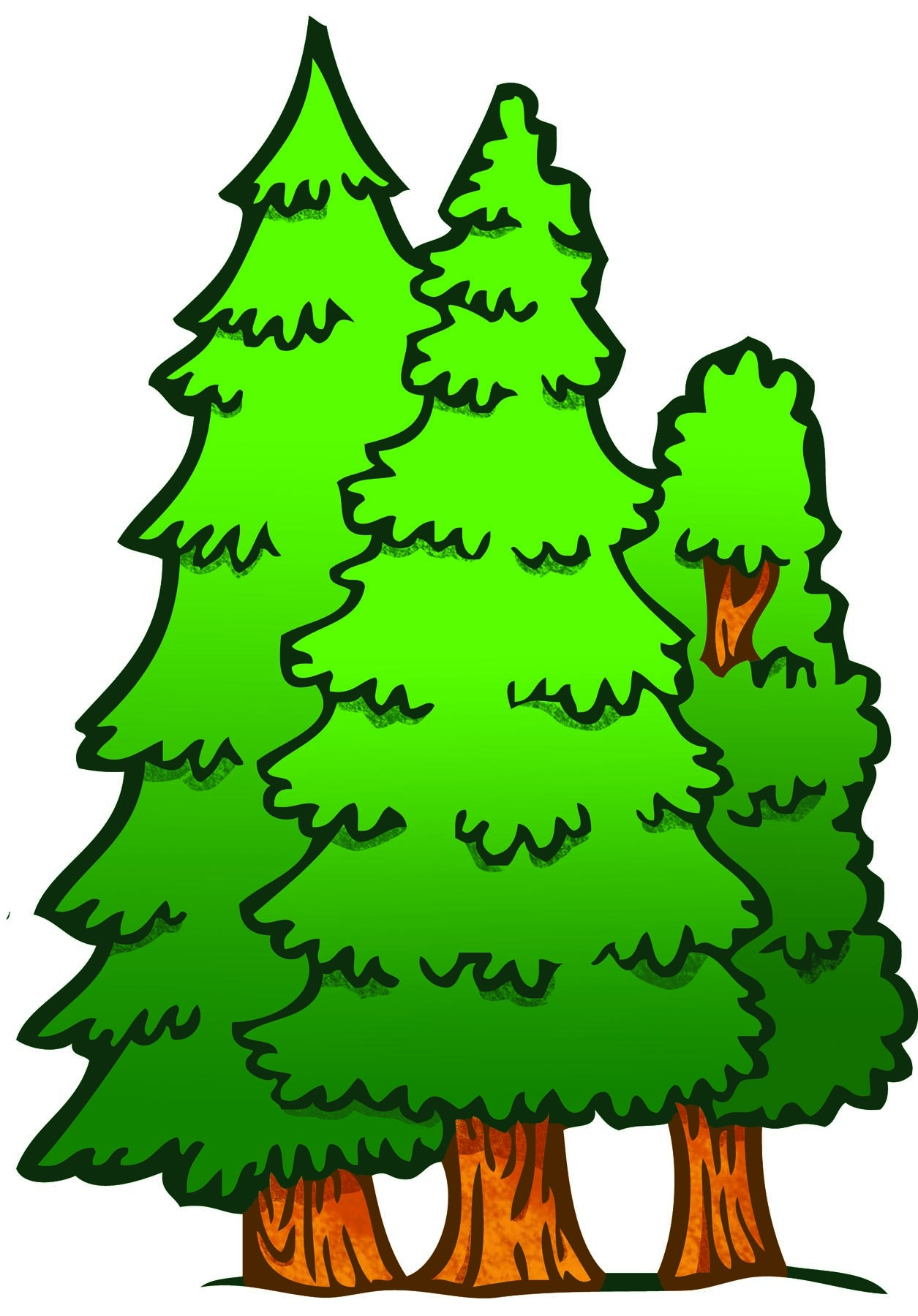 Forest clipart #9, Download drawings