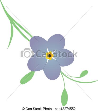 Myosotis clipart #17, Download drawings