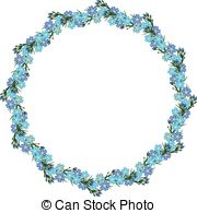Forget-Me-Not clipart #9, Download drawings