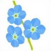 Forget-Me-Not clipart #19, Download drawings
