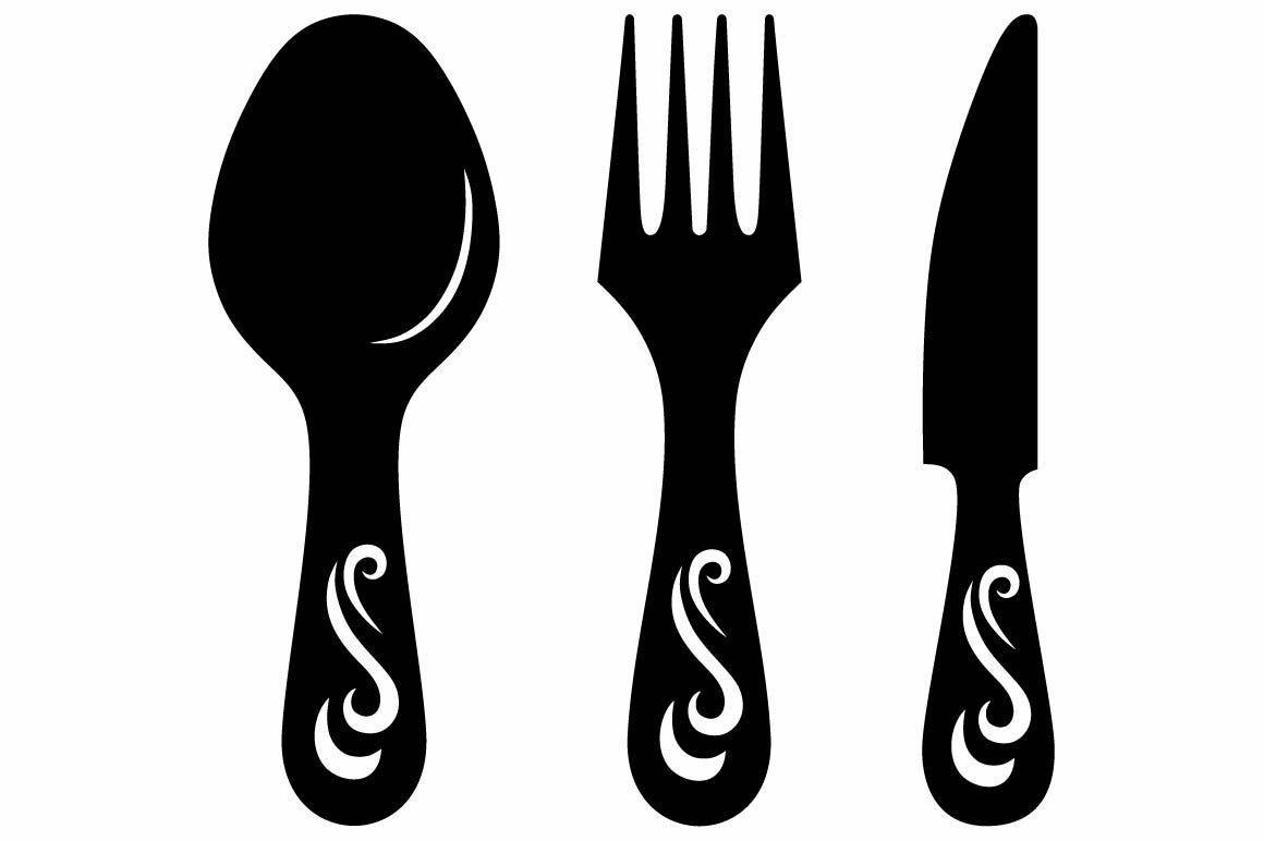 fork svg #1259, Download drawings