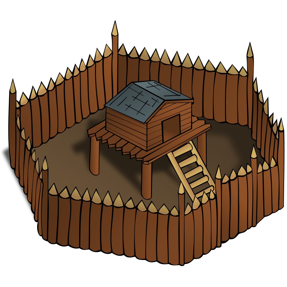 Fort Building svg #18, Download drawings