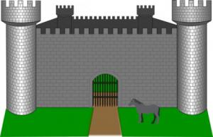 Fort clipart #9, Download drawings