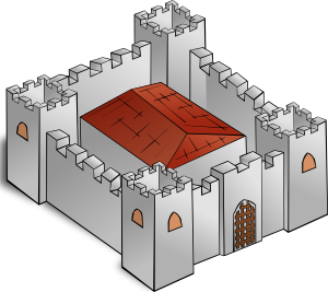 Fort clipart #10, Download drawings