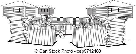 Fort clipart #7, Download drawings
