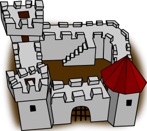 Fort clipart #5, Download drawings