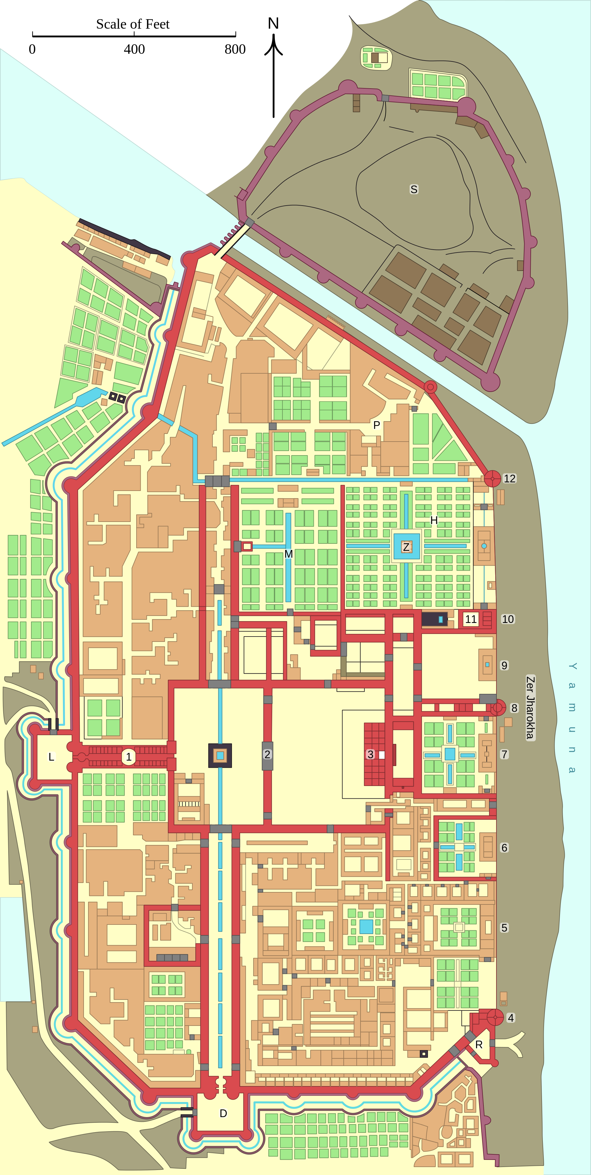 Fort svg #6, Download drawings
