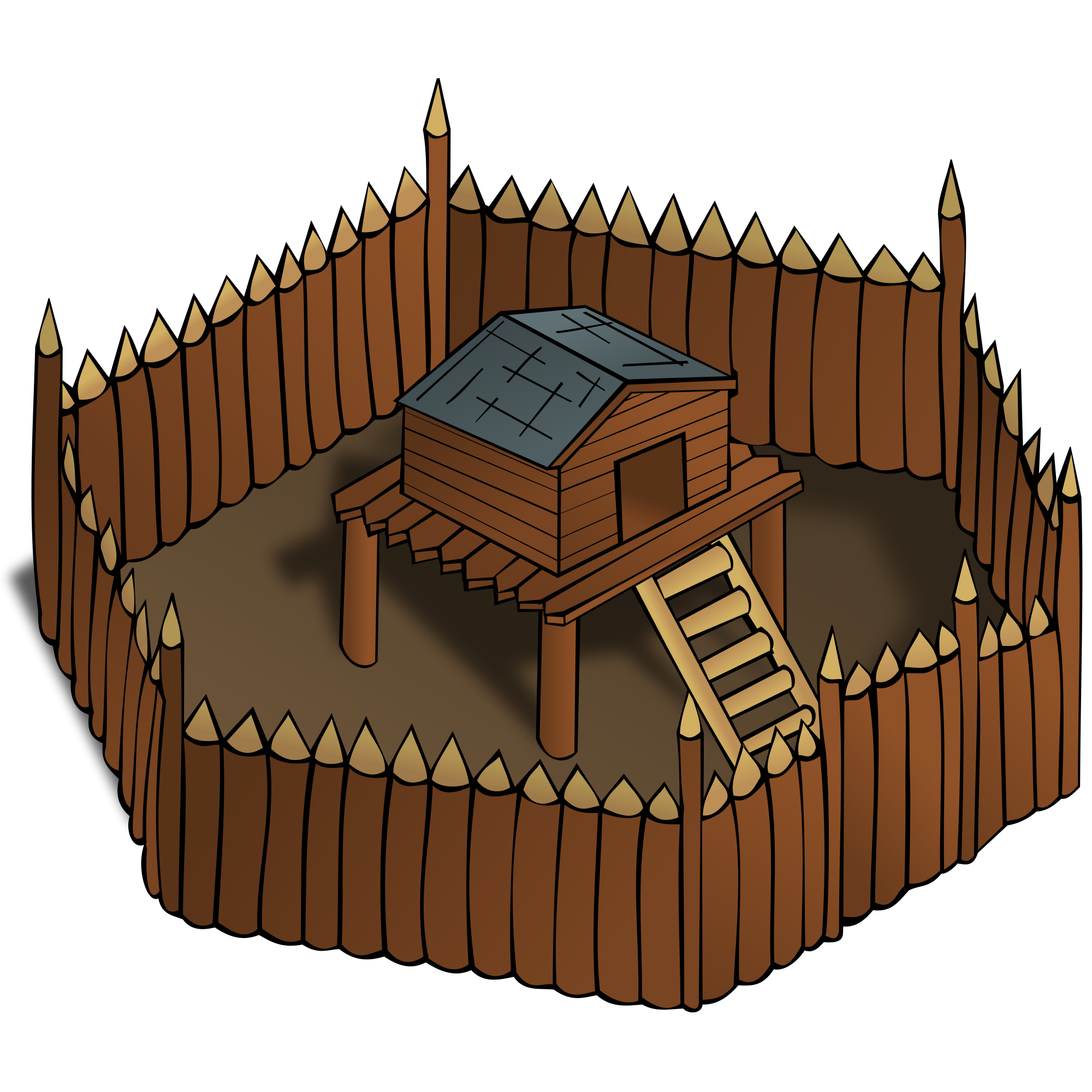 Fort svg #15, Download drawings