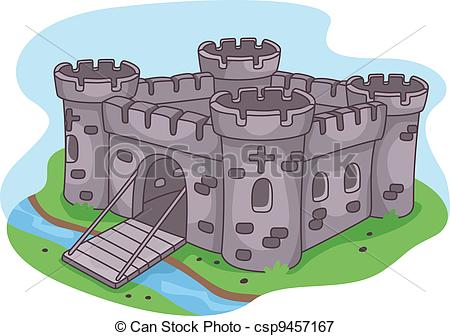 Fortress clipart #20, Download drawings