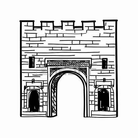 Fortress clipart #15, Download drawings