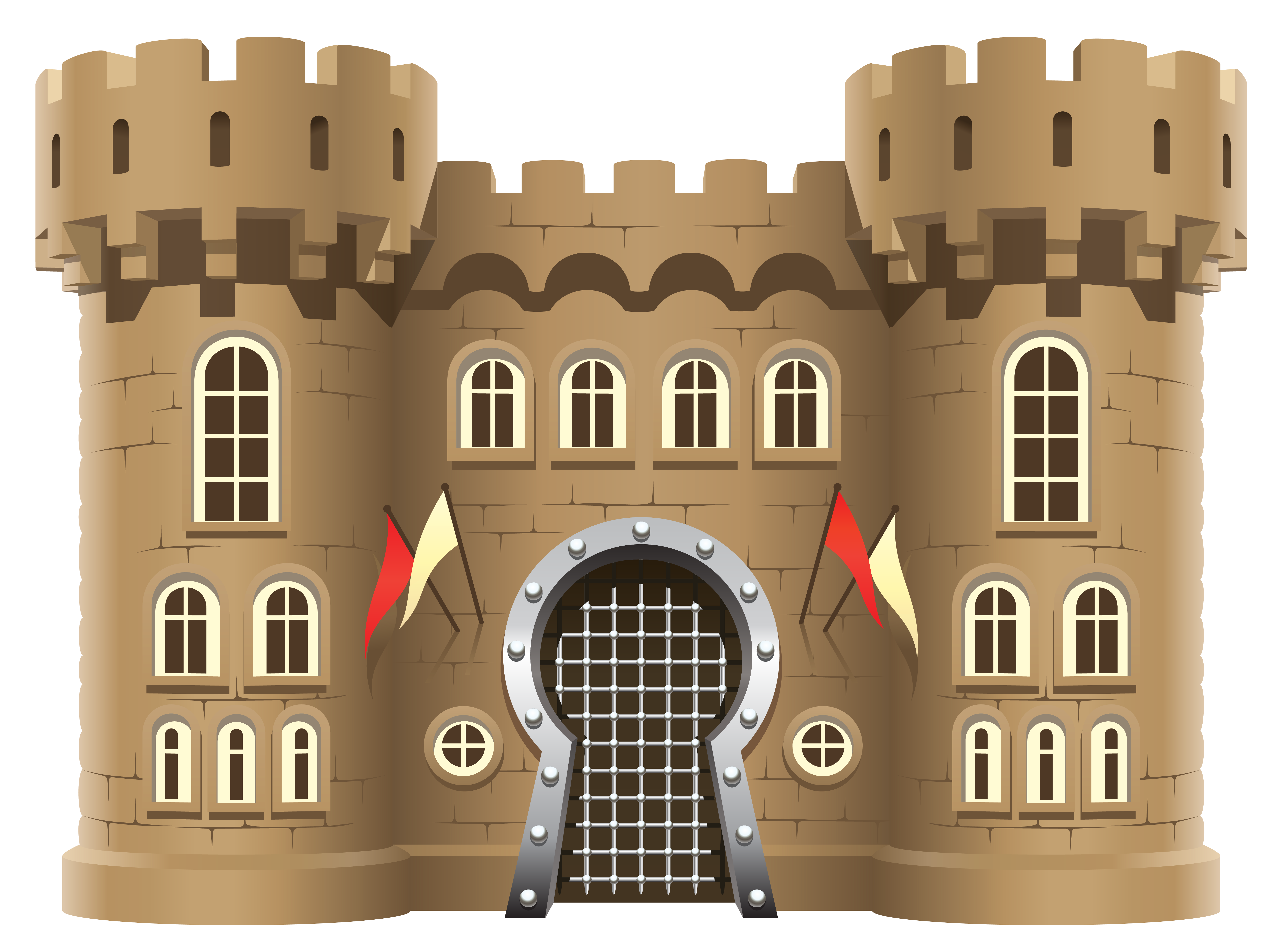 Fortress clipart #5, Download drawings