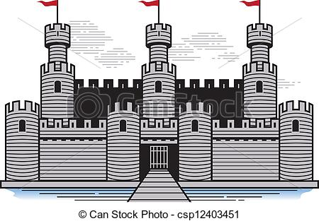 Fortress clipart #1, Download drawings