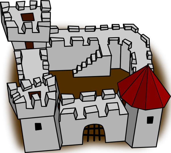 Fortress svg #6, Download drawings