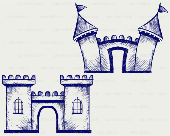 Fortress svg #7, Download drawings