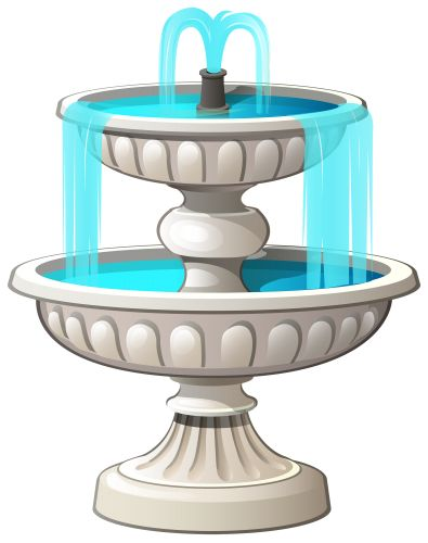 Fountain clipart #19, Download drawings
