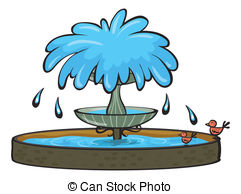 Fountain clipart #11, Download drawings