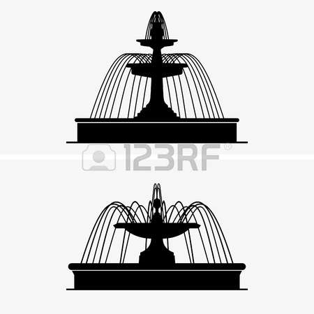 Fountain clipart #7, Download drawings