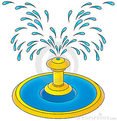 Fountain clipart #8, Download drawings