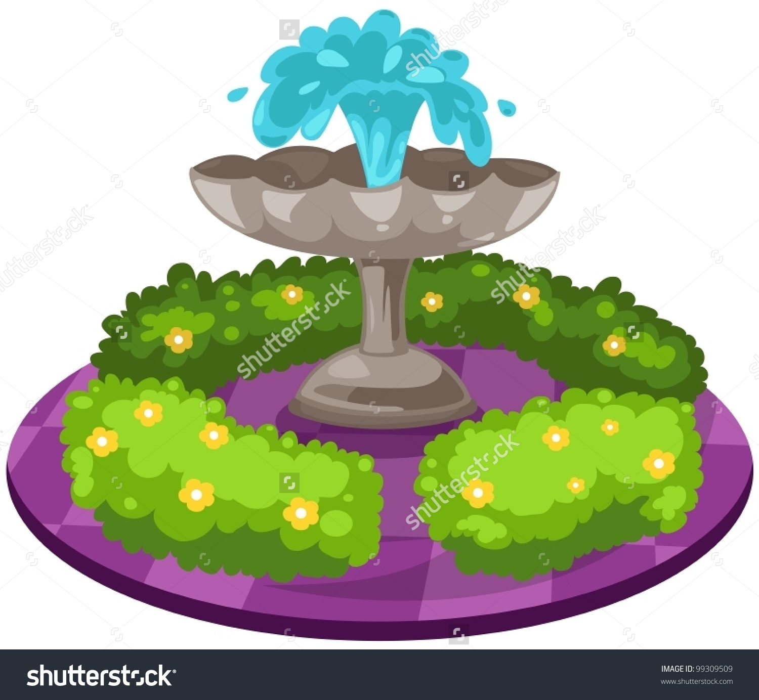 Fountain clipart #16, Download drawings