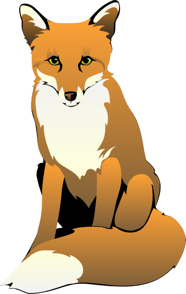 Swift Fox clipart #3, Download drawings