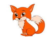 Red Fox clipart #17, Download drawings