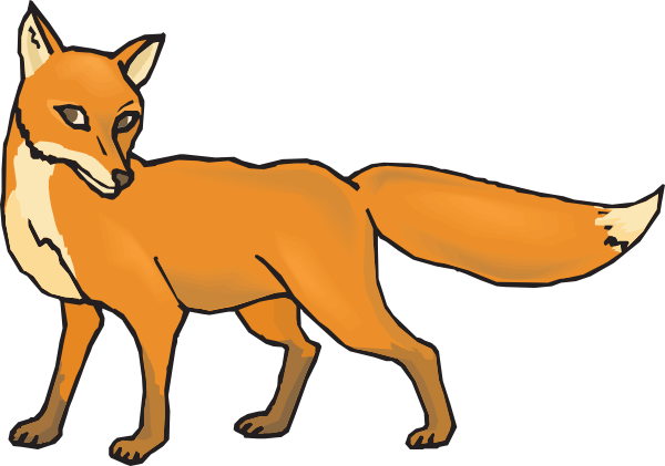 Red Fox clipart #8, Download drawings