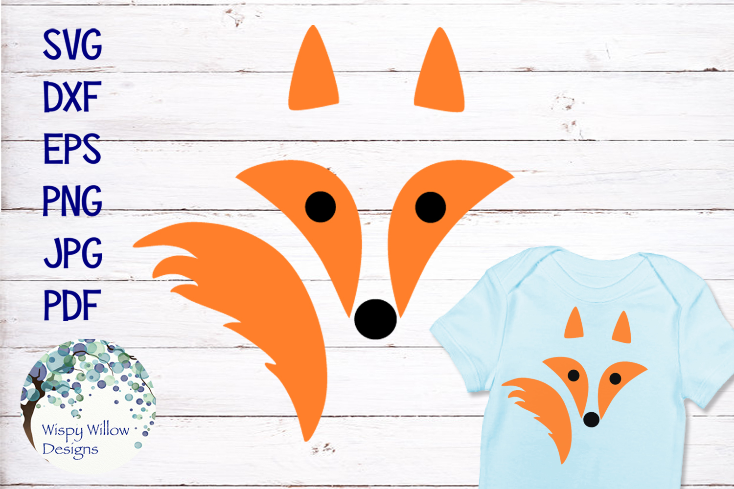 fox face svg #862, Download drawings