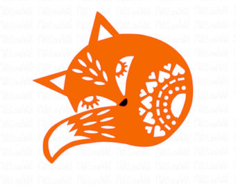 Fox svg #19, Download drawings