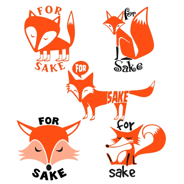Fox svg #6, Download drawings