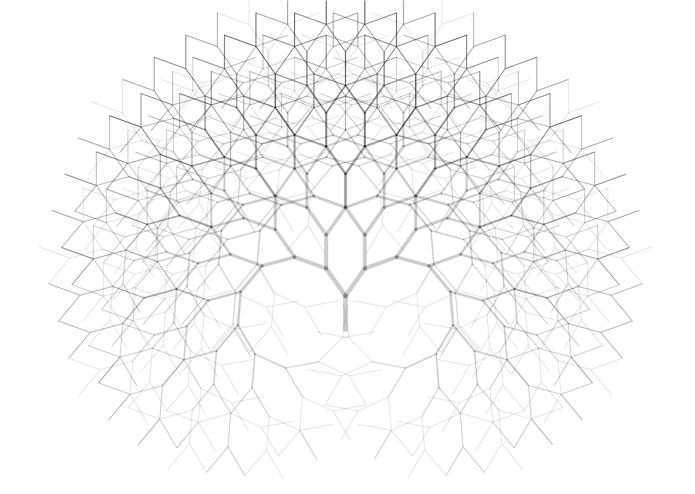 Fractal clipart #1, Download drawings