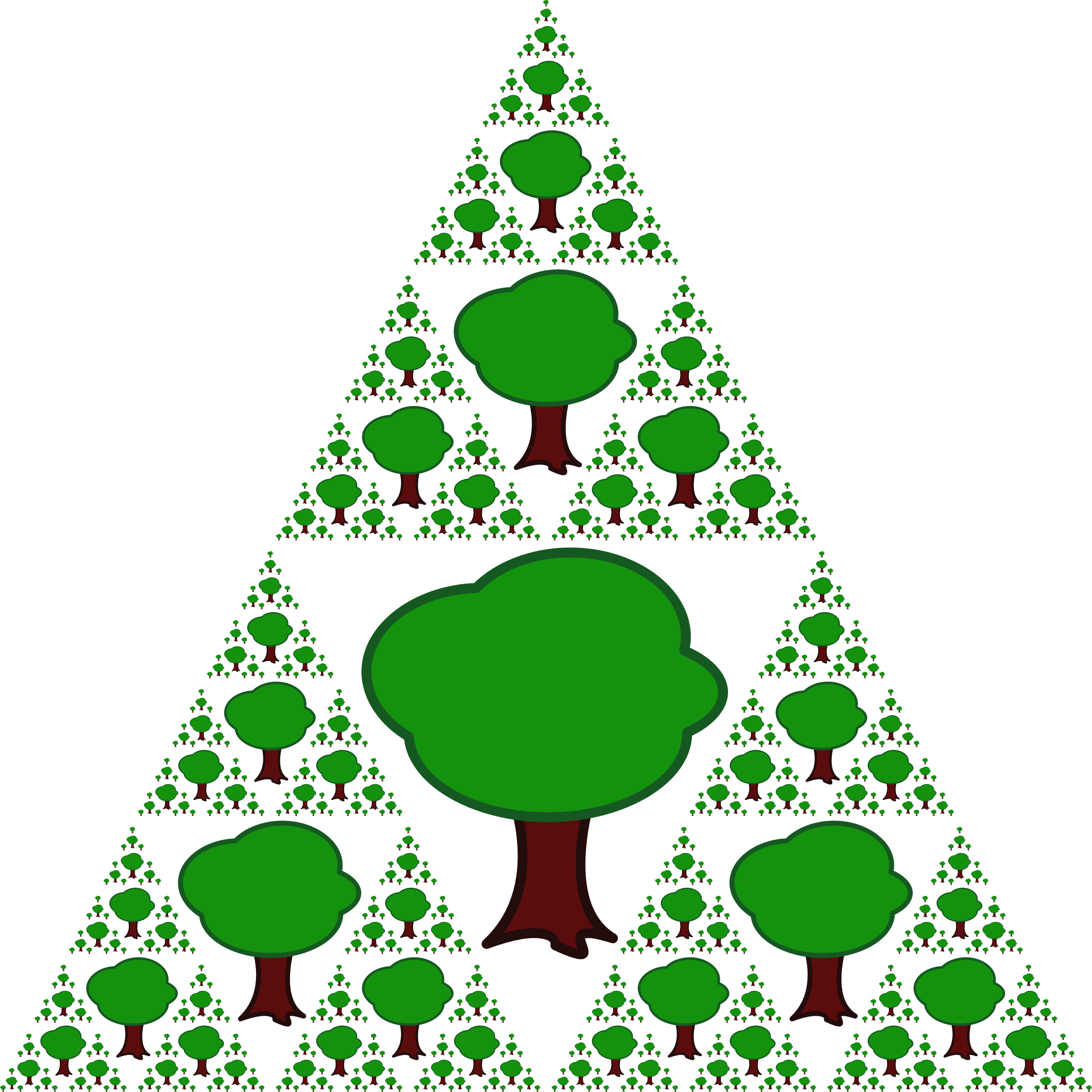 Fractal clipart #16, Download drawings