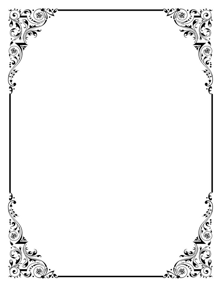 Frame clipart #6, Download drawings