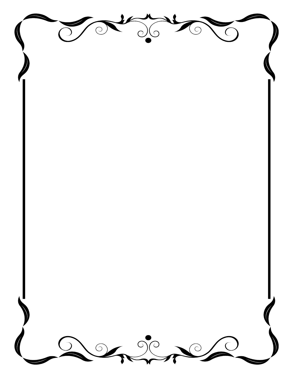 Frame clipart #1, Download drawings