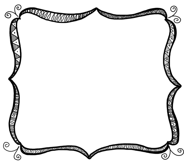 Frame clipart #2, Download drawings
