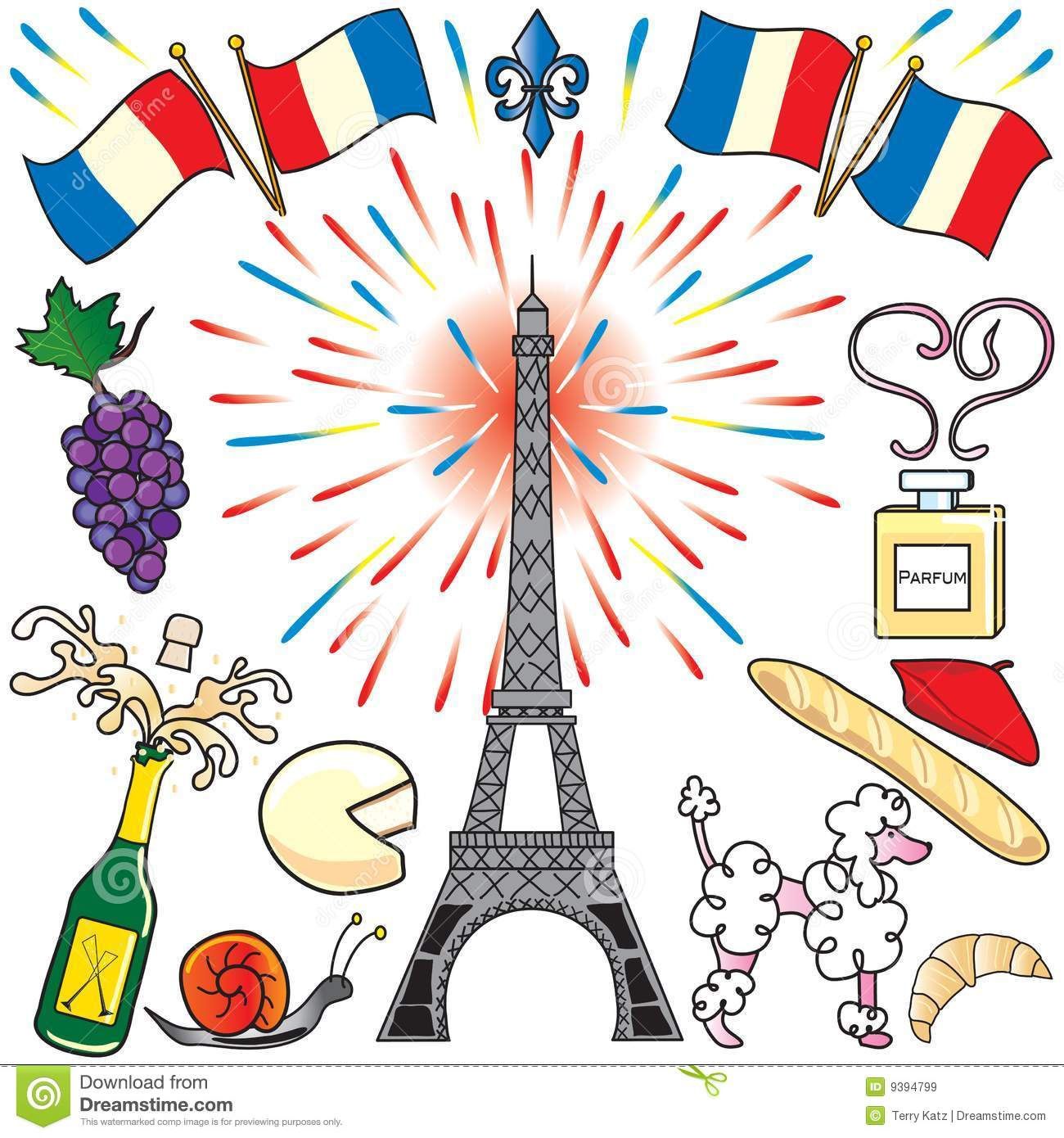 France clipart #12, Download drawings