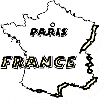 France coloring #9, Download drawings