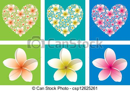 Frangipani clipart #1, Download drawings