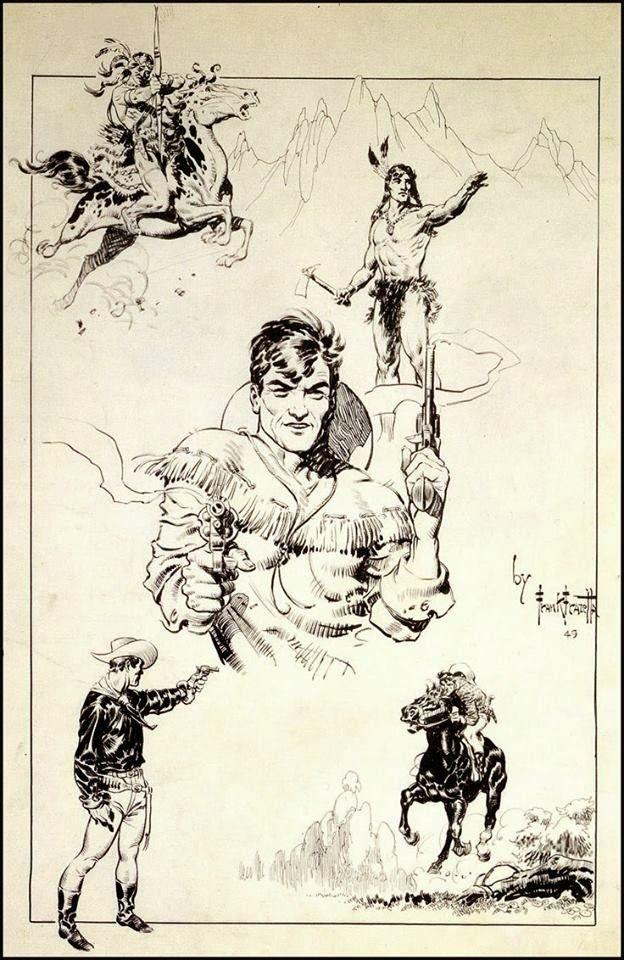 Frank Frazetta clipart #9, Download drawings