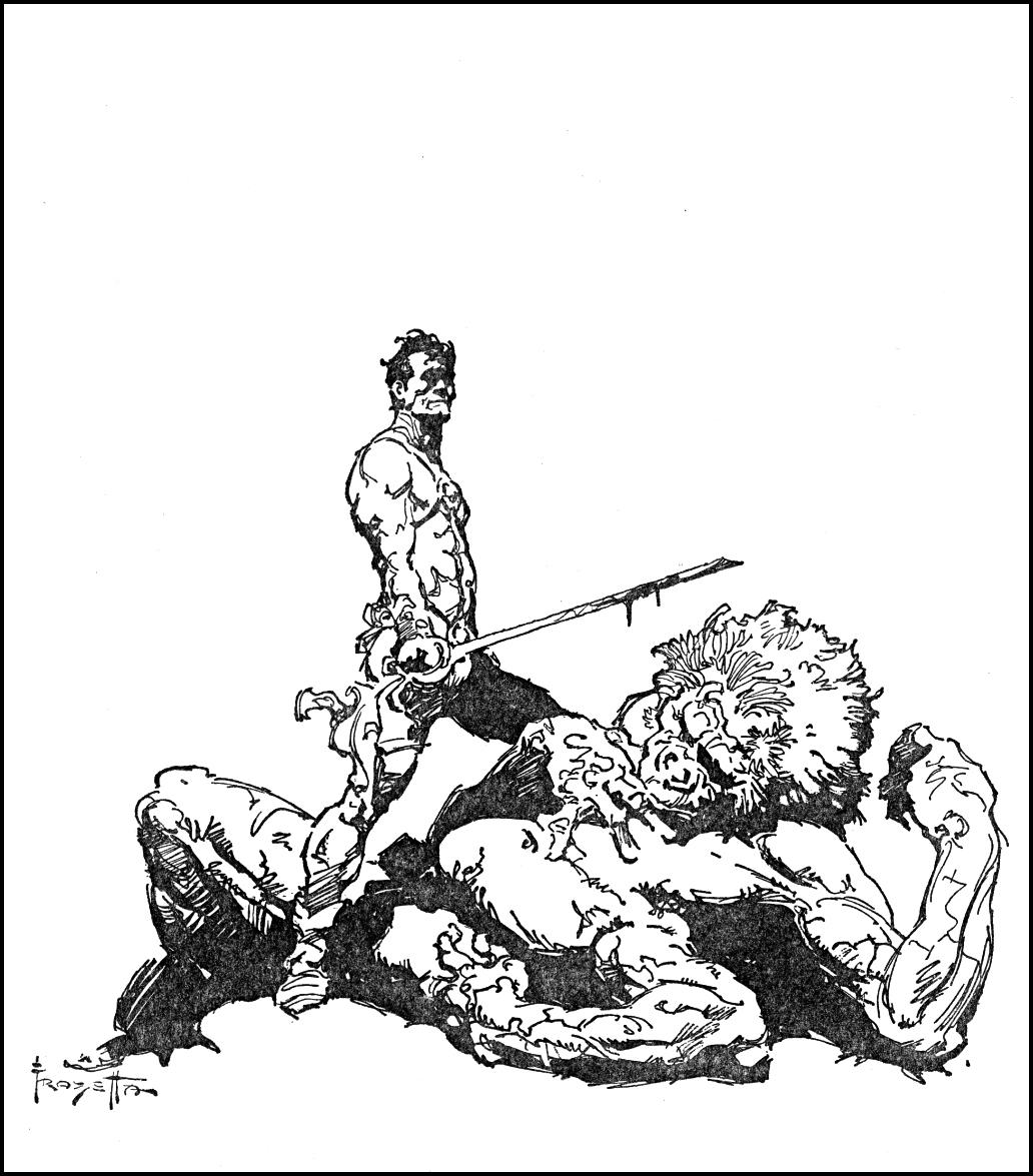 Frank Frazetta clipart #17, Download drawings