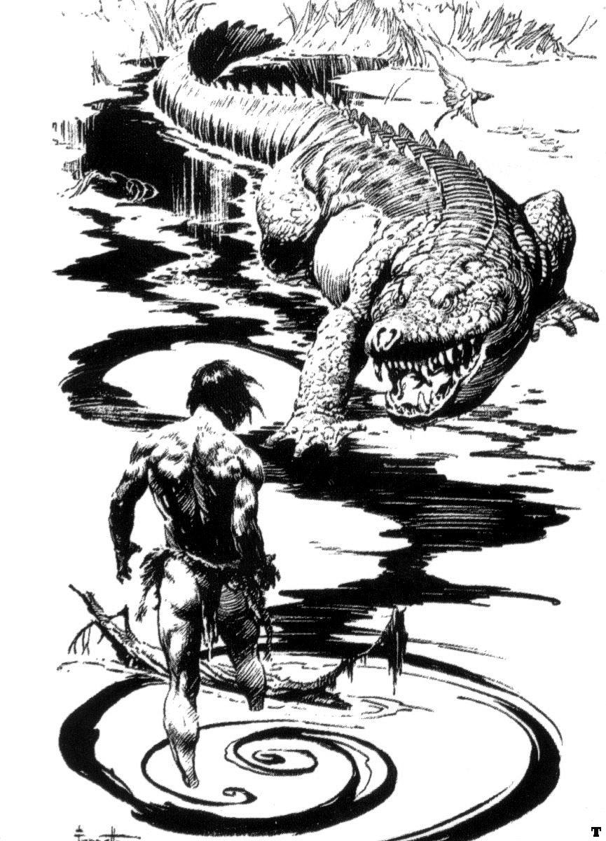 Frank Frazetta clipart #5, Download drawings
