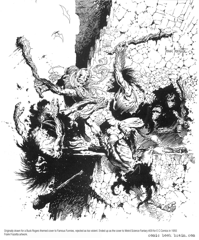 Frank Frazetta coloring #16, Download drawings